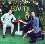 FOTO: Vedetele tenisului, prezente la inaugurarea resturantului bio al lui Djokovic din Monte Carlo