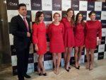 Fed Cup România – Germania: Simona Halep, Irina Begu, Monica Niculescu si Alexandra Dulgheru la dineul oficial