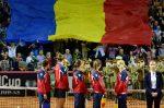 Fed Cup Romania – Germania: Fără loc pentru surprize – cronica primei zile (corespondență de la Marcu Czentye)