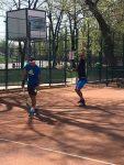 POZA ZILEI, 4 aprilie 2016: Horia Tecău și Florin Mergea s-au antrenat împreună la București