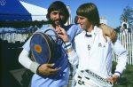 FOTO – INEDIT: Vi-l mai amintiți pe Ilie Năstase cu barbă? Iată-l într-o poză din 1981!