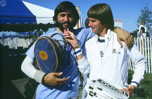 ilie nastase jimmy connors 1981
