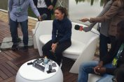 madrid simona halep media day
