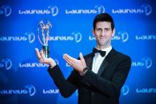 novak djokovic laureus