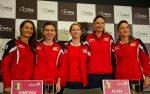 Fed Cup România – Germania: Toate declaraţiile componentelor echipei României la conferinţa de presă – corespondenţă