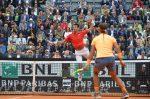 POZA ZILEI, 14 mai 2016: Novak Djokovic în zbor spre victoria cu Nadal la Roma