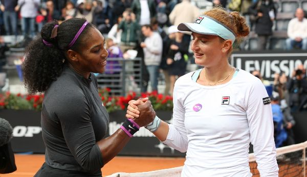irina begu serena williams