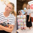 Rusoaica Maria Sharapova nu are treabă cu tenisul o perioadă, din motivele cunoscute, dar este activă pe planul afacerilor. Ieri, de exemplu, Maria Sharapova a lansat, la Chicago, o nouă...