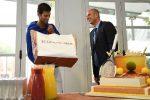 FOTO: Novak Djokovic și tortul primit la aniversarea a 29 de ani, la Roland Garros