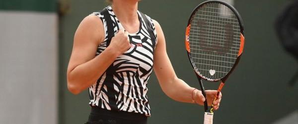 Simona Halep s-a calificat azi în turul al treilea al turneului de la Roland Garros. Simona Halep a învins-o în turul secund al turneului de la Roland Garros, pe Zarina...