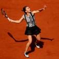Simona Halep, calificată azi în turul al treilea la Roland Garros, va juca vineri împotriva unei alte asiatice, Naomi Osaka. Clasată pe locul 101 în lume, aceasta a învins-o cu...