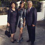 FOTO: Simona Halep, la nuntă alături de părinți