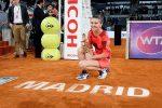 VIDEO: Cariera Simonei Halep, în 60 de secunde. WTA i-a dedicat un videoclip