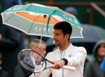 POZA ZILEI, 1 iunie 2016: Novak Djokovic s-a adaptat la ploaia care a tot căzut la Roland Garros
