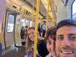 POZA ZILEI, 23 iunie 2016: Novak Djokovic s-a adaptat vieții de londonez: merge cu metroul