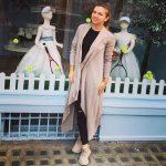 FOTO: Simona Halep, la plimbare în Londra