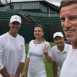 FOTO: Așa arată echipamentul Simonei Halep pentru Wimbledon