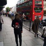FOTO: Simona Halep este în Londra, unde pregătește Wimbledonul