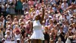 Wimbledon: Serena Williams va disputa azi două finale: și la simplu și la dublu