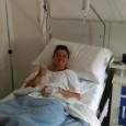 Veşti bune de la Bologna! Alexandra Dulgheru a trecut cu bine de operaţia la genunchi suferită ieri. Azi, Alexandra a publicat pe contul personal de Facebook primele poze după operaţie...