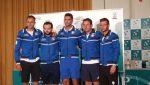 Cupa Davis: România va juca împotriva echipei din Belarus