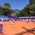 Fericire maximă în această dimineaţă, la arenele BNR. Simona Halep, Monica Niculescu, Alexandra Dulgheru şi Gabriela Ruse au jucat tenis cu cei mici în cadrul Kid's Day. Mai jos puteţi...