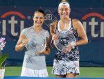 Monica Niculescu și Andreea Mitu ocupă cele mai bune locuri ale carierei după victoriile de duminică