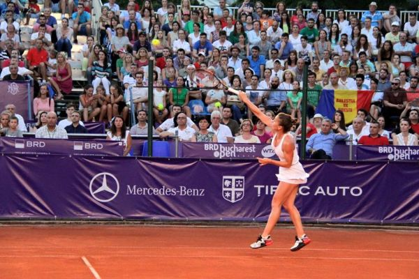 simona halep brd bucharest open