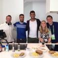 Horia Tecău și Jean Julien Rojer au fost protagoniștii unui reportaj interesant realizat de o echipă de filmare la Wimbledon. Ei au demonstrat cum prepară micul dejun. Filmarea a fost...