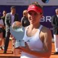 Simona Halep a cucerit azi cel mai lejer titlu posibil. Ea a câștigat în minimum de game-uri, în doar 40 de minute. În finala turneului BRD Bucharest Open, Simona Halep,...