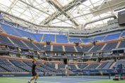 acoperis us open arthur ashe stadium