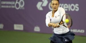 Ana Bogdan a fost învinsă în ultimul tur al calificărilor turneului WTA de la Budapesta, astfel că o vom avea doar pe Sorana Cîrstea pe tabloul principal al competiţiei. Ana...