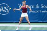 WTA Cincinnati: Simona Halep s-a calificat în sferturile probei de simplu