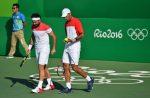 Jocurile Olimpice: Florin Mergea și Horia Tecău sunt vicecampioni olimpici la dublu