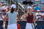 WTA Montreal: Simona Halep și Monica Niculescu au pierdut finala de dublu