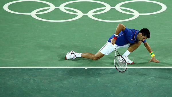 novak djokovic jocurile olimpice infrangere