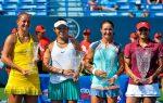 Monica Niculescu, după victoria de la New Haven: «Sunt fericită că am întrebat-o pe Sania dacă vrea să jucăm împreună»