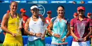 Monica Niculescu a câştigat, ieri, cel de-al şaselea titlu de dublu al carierei, impunându-se la New Haven alături de Sania Mirza. La finalul meciului câştigat în ultimul act, scor 7-5,...