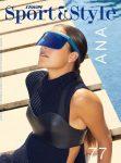 FOTO: Ana Ivanovic, pe coperta revistei Sport & Style