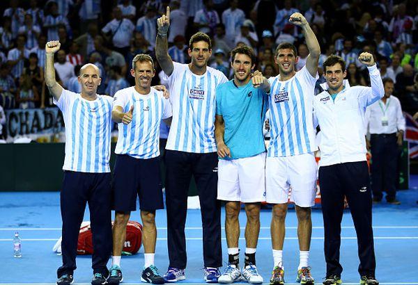 argentina cupa davis calificarefinala