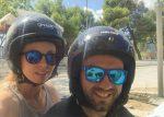 POZA ZILEI, 12 septembrie 2016: Daiana şi Florin Mergea serbează 7 ani de căsătorie în Grecia