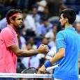 Novak Dj0kovic are parte de un US Open cel puțin ciudat. El s-a calificat în semifinale după ce un al treilea adversar s-a retras de pe teren înaintea finalului partidei....