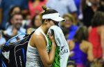 US Open: Garbine Muguruza, eliminată în turul secund. Trei jucătoare au rămas în lupta pentru primul loc WTA