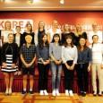 La Seul se vorbește românește în aceste zile. Trei jucătoare se află încă în cursa pentru trofeul deținut de Irina Begu. Toate au participat la petrecerea jucătoarelor, care a avut...