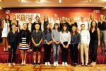 FOTOGALERIE: Imagini cu Irina Begu, Monica Niculescu, Patricia Țig și Andrei Pavel la players party în Seul