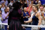 US Open: Simona Halep a fost eliminată în sferturi de Serena Williams
