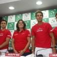 Duminică s-au stabilit și cele 8 echipe care vor completa anul viitor Grupa Mondială a Cupei Davis. Elveția, Belgia, Australia, Canada, Rusia, Spania, Germania și Japonia sunt cele opt echipe...