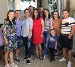 POZA ZILEI, 18 septembrie 2016: Simona Halep, alături de verişorii ei, la Constanţa