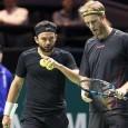 Florin Mergea şi Dominic Inglot au reluat cu dreptul parteneriatul lor în circuitul ATP. În primul tur al probei de dublu de la Basel, Florin Mergea şi Dominic Inglot au...