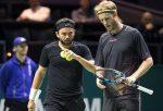ATP Basel: Florin Mergea şi Dominic Inglot au reluat cu dreptul parteneriatul lor